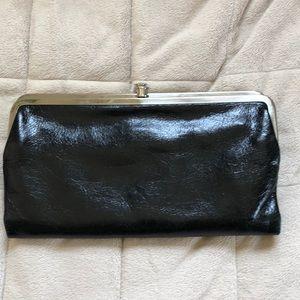 HOBO Vintage Leather Lauren Clutch Wallet